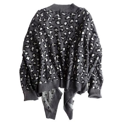 DKNY Übergroße Strickjacke