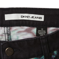 DKNY Jeans in the Watercolour design