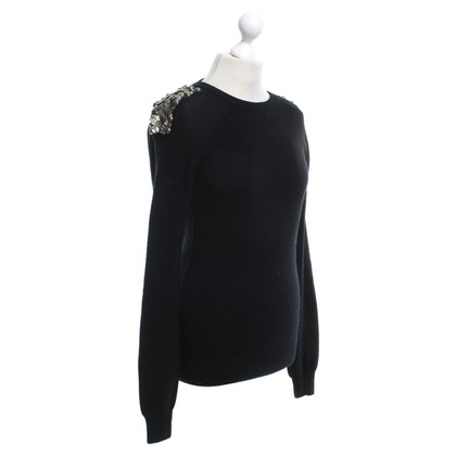 Marc by Marc Jacobs Strickpullover in Schwarz