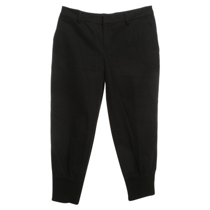 Strenesse Blue 7/8 Pants in Black