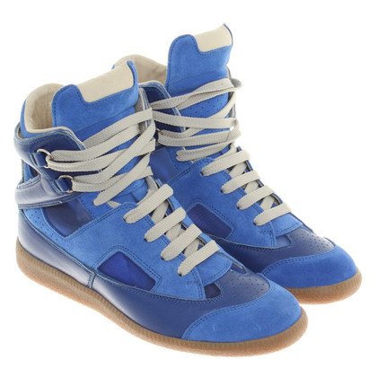 Maison Martin Margiela Sneakers in blue