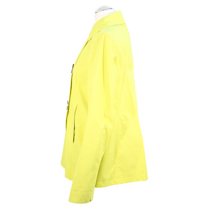 Hobbs Coat in yellow