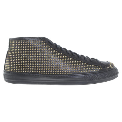 Burberry Studded sneakers