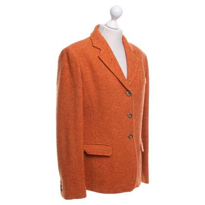 Max Mara Blazer in Orange