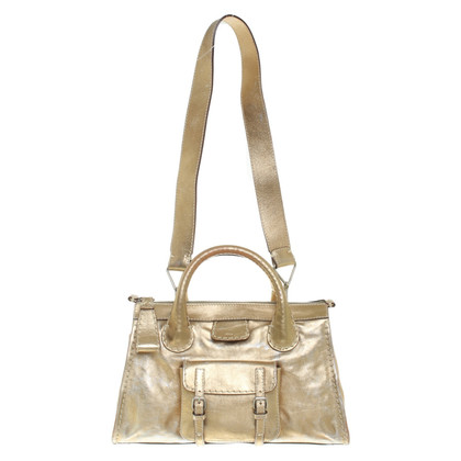Chloé Gold colored handbag