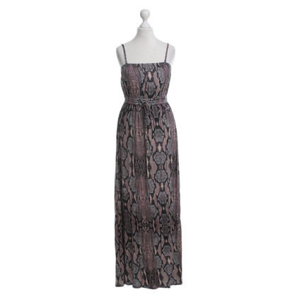 Matthew Williamson Sommerkleid mit Animal-Print