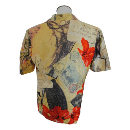Gianni Versace Silk blouse