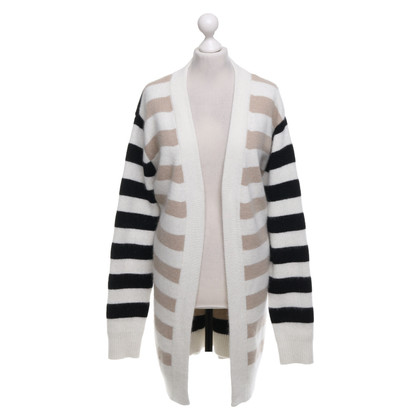 Diane von Furstenberg Strickjacke in Tricolor