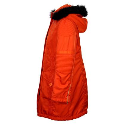 Karen Millen Jacket in Orange