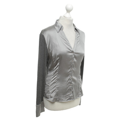 St. Emile Blouse in grey