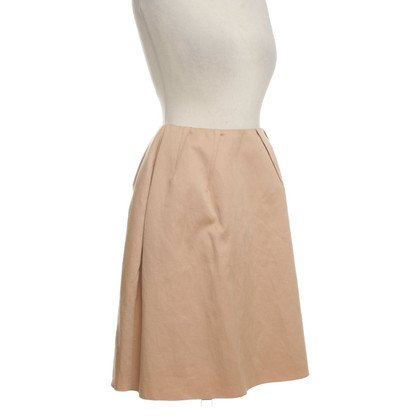 Paul Smith skirt in light brown