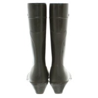 Miu Miu lace Wellies