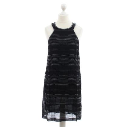 Patrizia Pepe Kleid mit Glasperlen