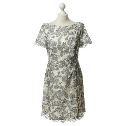 Tory Burch Kant jurk in bloemdessin
