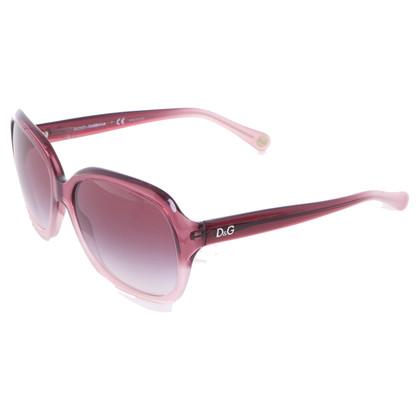 Dolce & Gabbana Sunglasses in pink
