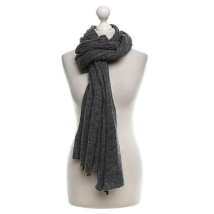 Marc Cain Scarf in grey