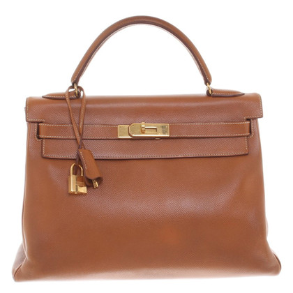 "Hermès ""Kelly Bag 32 Epsom Leather"""