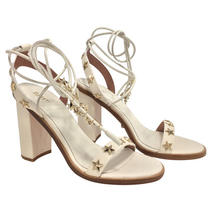 Red Valentino White sandals