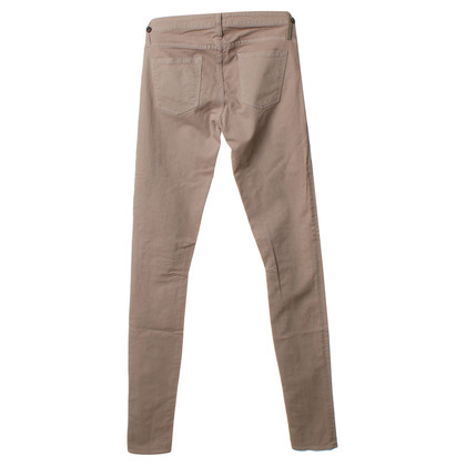 Helmut Lang Jeans in Taupe