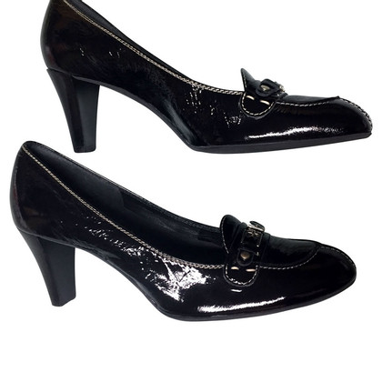 Konstantin Starke Patent leather pumps