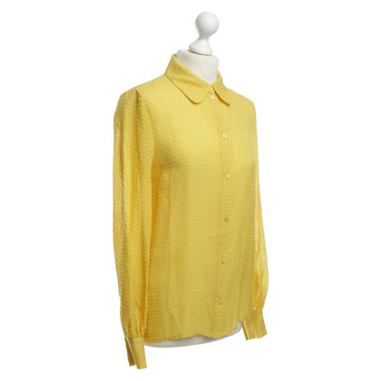 Baum und Pferdgarten Light blouse in yellow