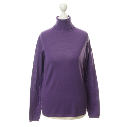 Escada Sweater with Turtleneck