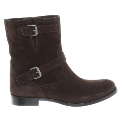 Prada Boots in Braun