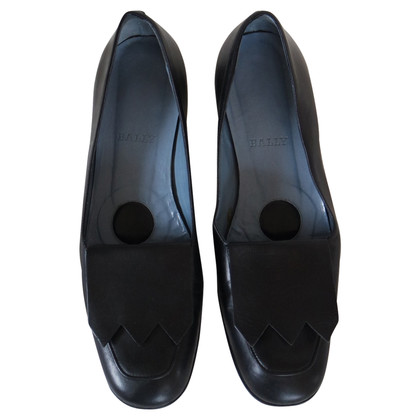 Bally Loafer in nero