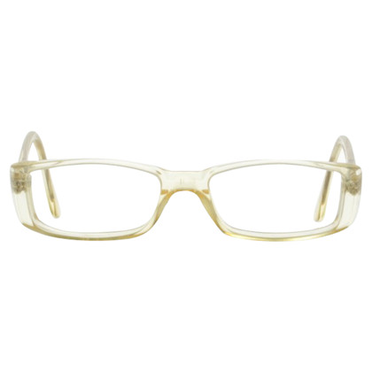 Giorgio Armani Transparent glasses