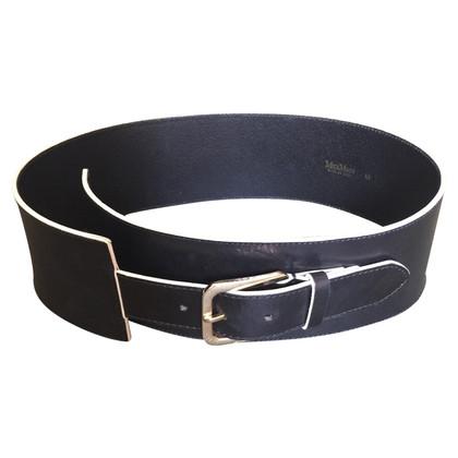 Max Mara Leather Belt
