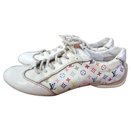 Louis Vuitton Sneaker con motivo Monogram Multicolore