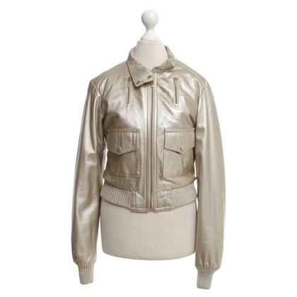 Andere merken Celyn B. - Golden Leather Jacket