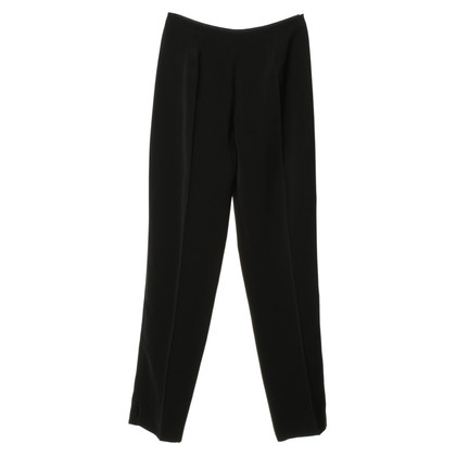 Mugler Trousers in black