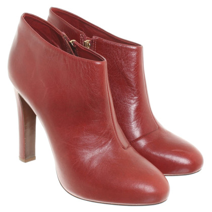 Tory Burch Boots in Red