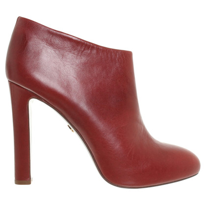 Tory Burch Ankle boots in red