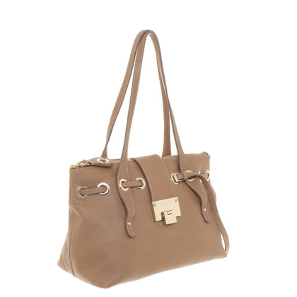 Jimmy Choo Handbag in light brown