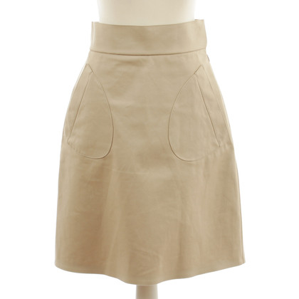 Miu Miu Two-tone skirt