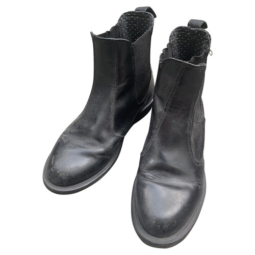 Other Designer Ankle boots in Black - Second Hand Other Designer