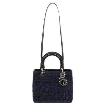 """Christian Dior """"Lady Dior"""" from Bouclé"""