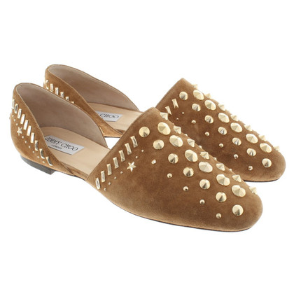 Jimmy Choo Slipper con rivetti
