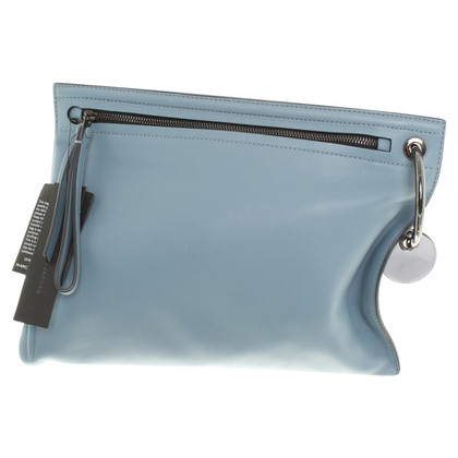 Marc by Marc Jacobs clutch made of leather