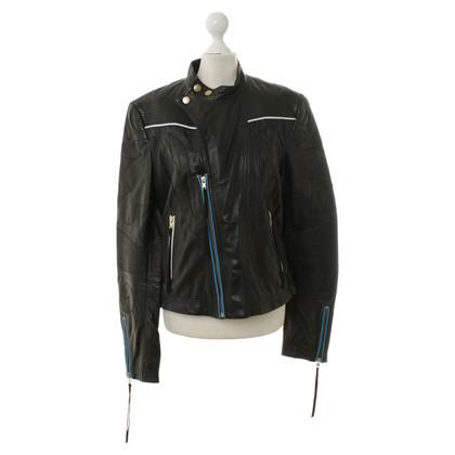 Just Cavalli La giacca stile motociclista