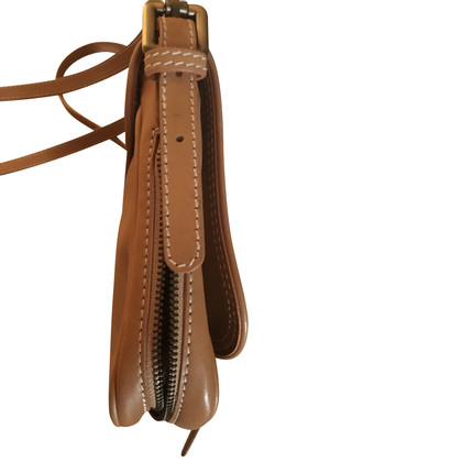 Max & Co Leren crossbody tas