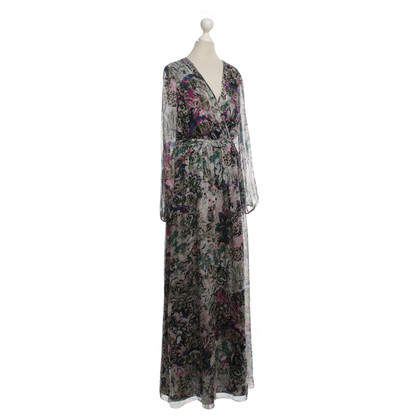 Diane von Furstenberg Maxi jurk met bloemenprint