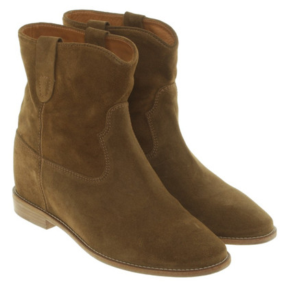 Isabel Marant Etoile Ankle boots in Khaki