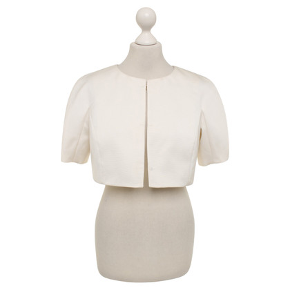 Paule Ka Short jacket in white