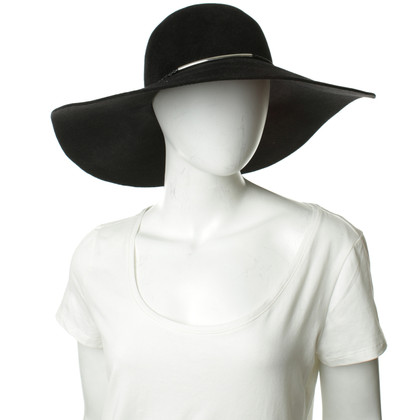 Eugenia Kim Hat with leather strap