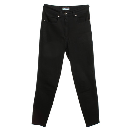 Jil Sander Jeans a vita alta