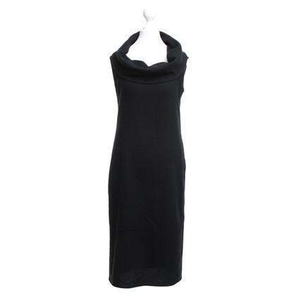 Louis Vuitton Cashmere dress in black