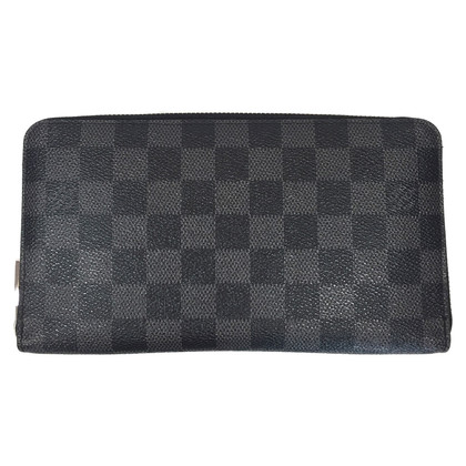 "Louis Vuitton ""Zippy Organizer Damier Graphite Canvas"""